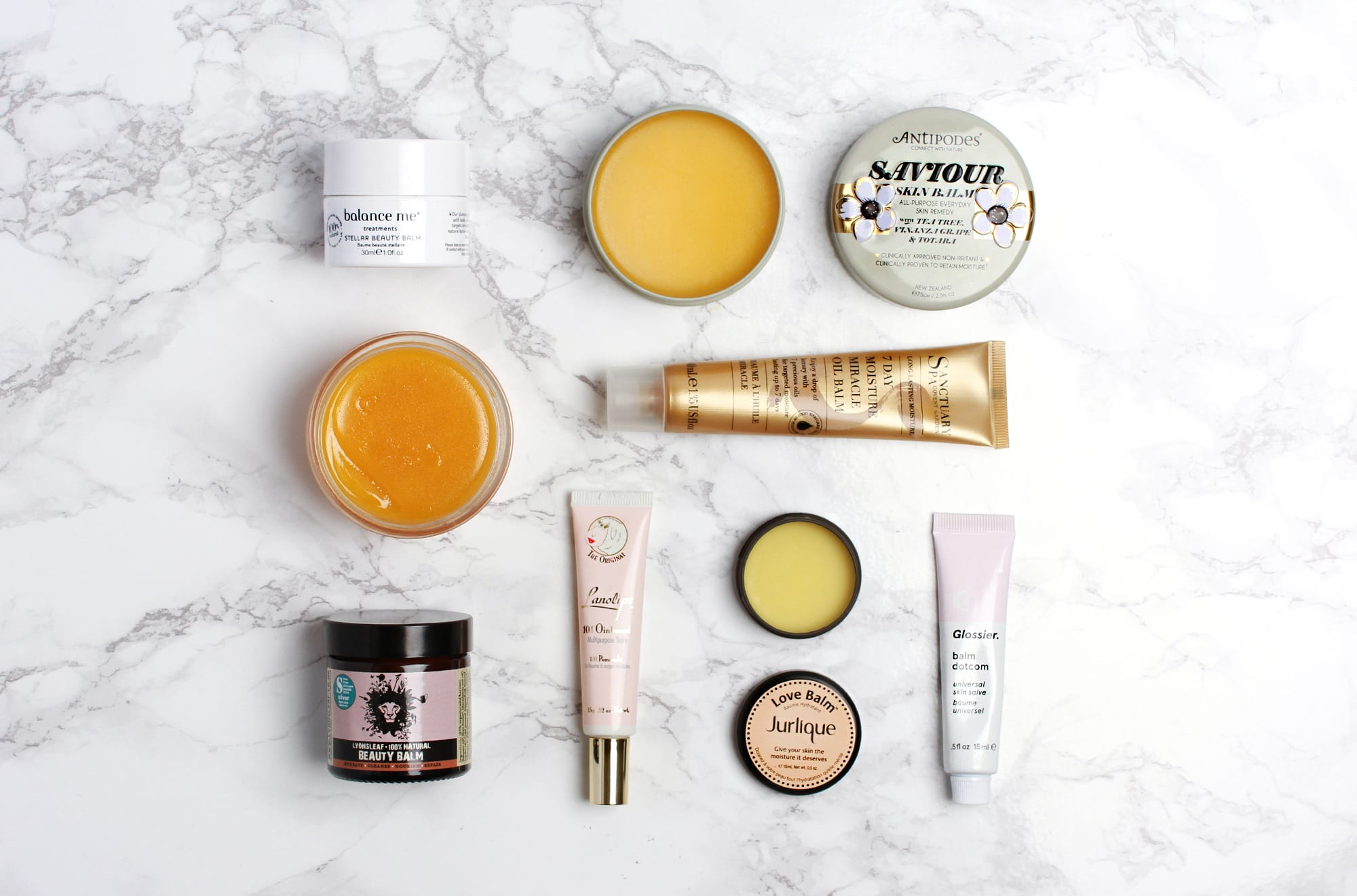 8 Of The Best Beauty Balms
