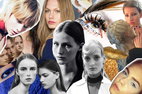 The Latest Beauty Trends That Won Out At Fashion Month...