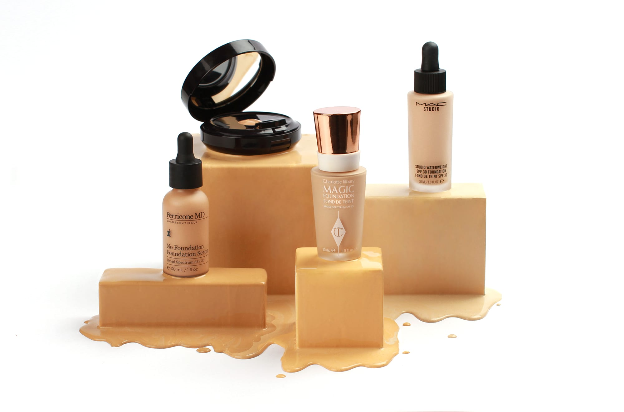 Say Hello To The New Breed Of Foundations