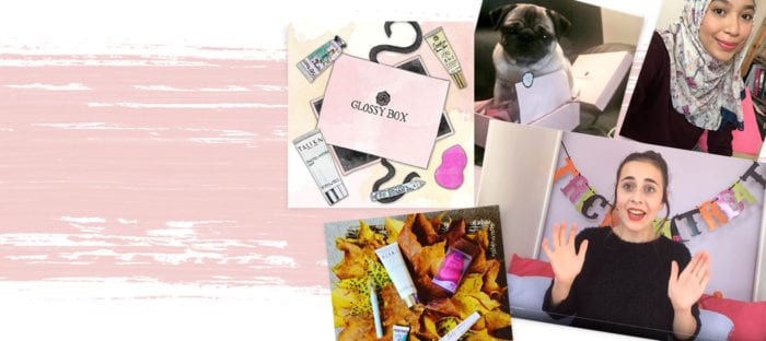 Introducing October's GLOSSYBOX GLAMBASSADOR Winner