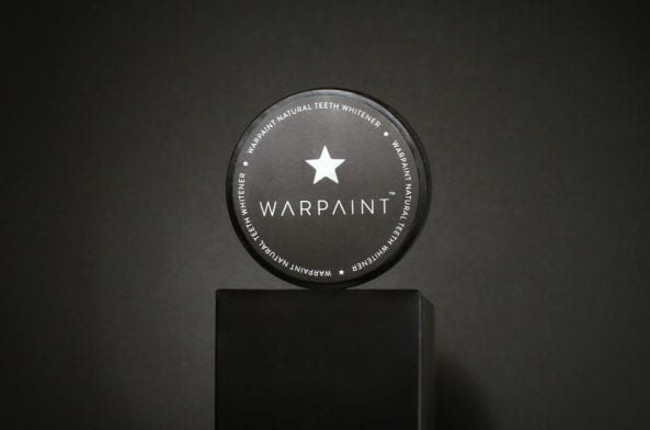 In The Spotlight: Warpaint's Natural Teeth Whitener