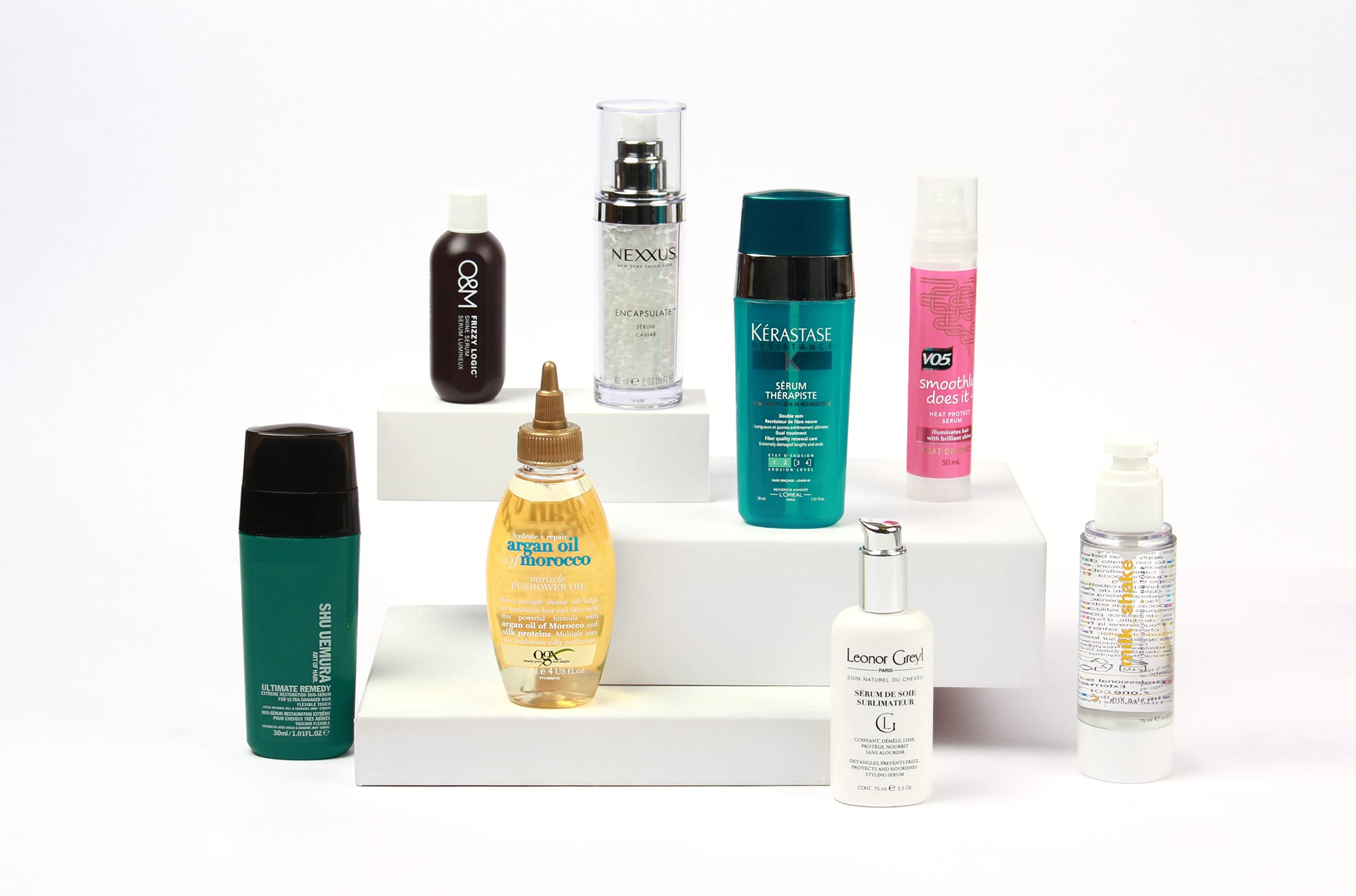 The Best Serums To Tackle Your Hair Issues