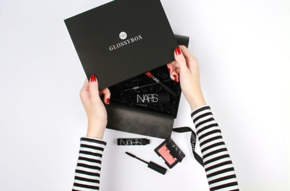 GLOSSYBOX For NARS Competition