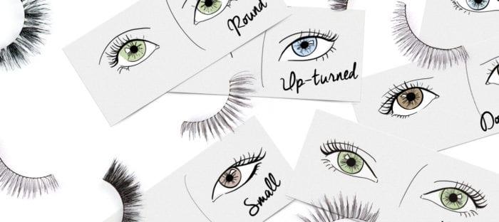 Lashes To Enhance Your Eye Shape