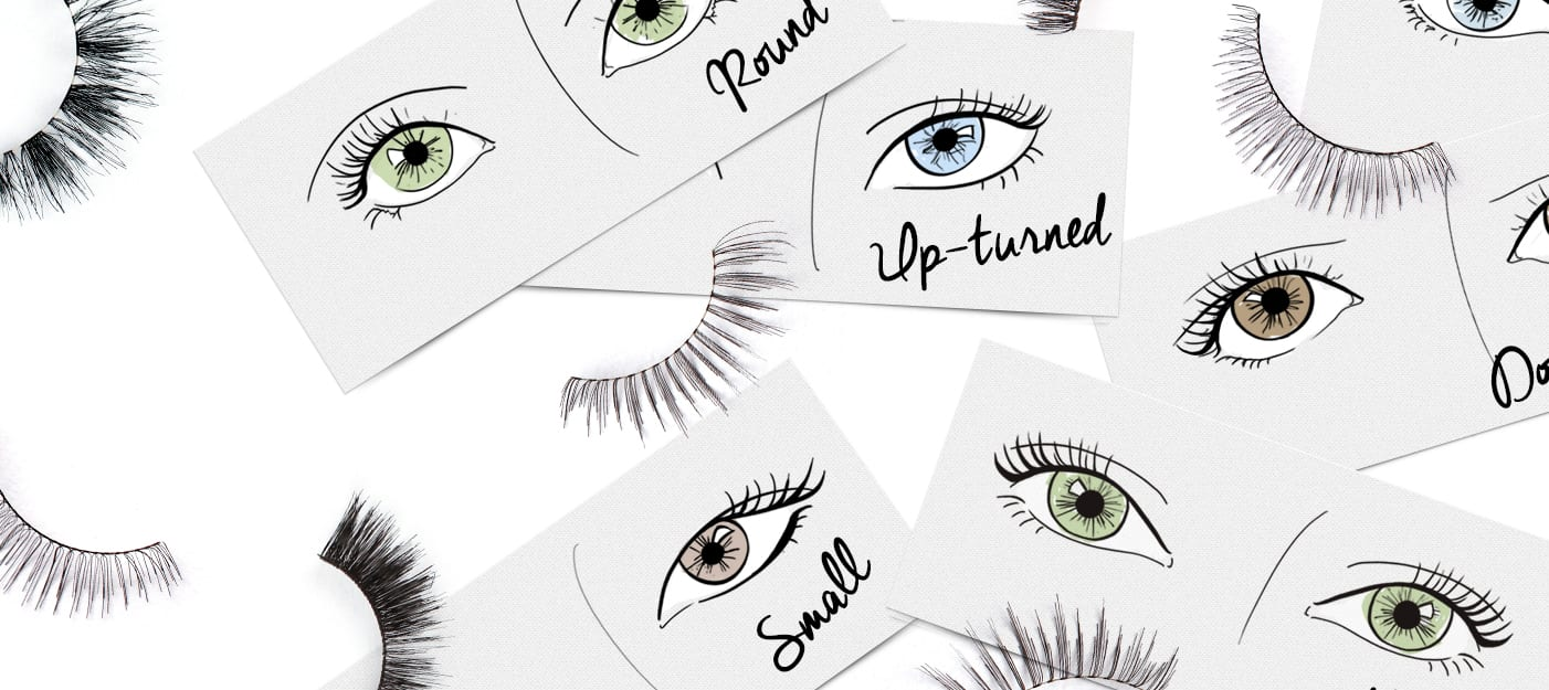 Lashes To Enhance Your Eye Shape