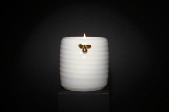 In The Spotlight: Willow & Honey Bee Candle