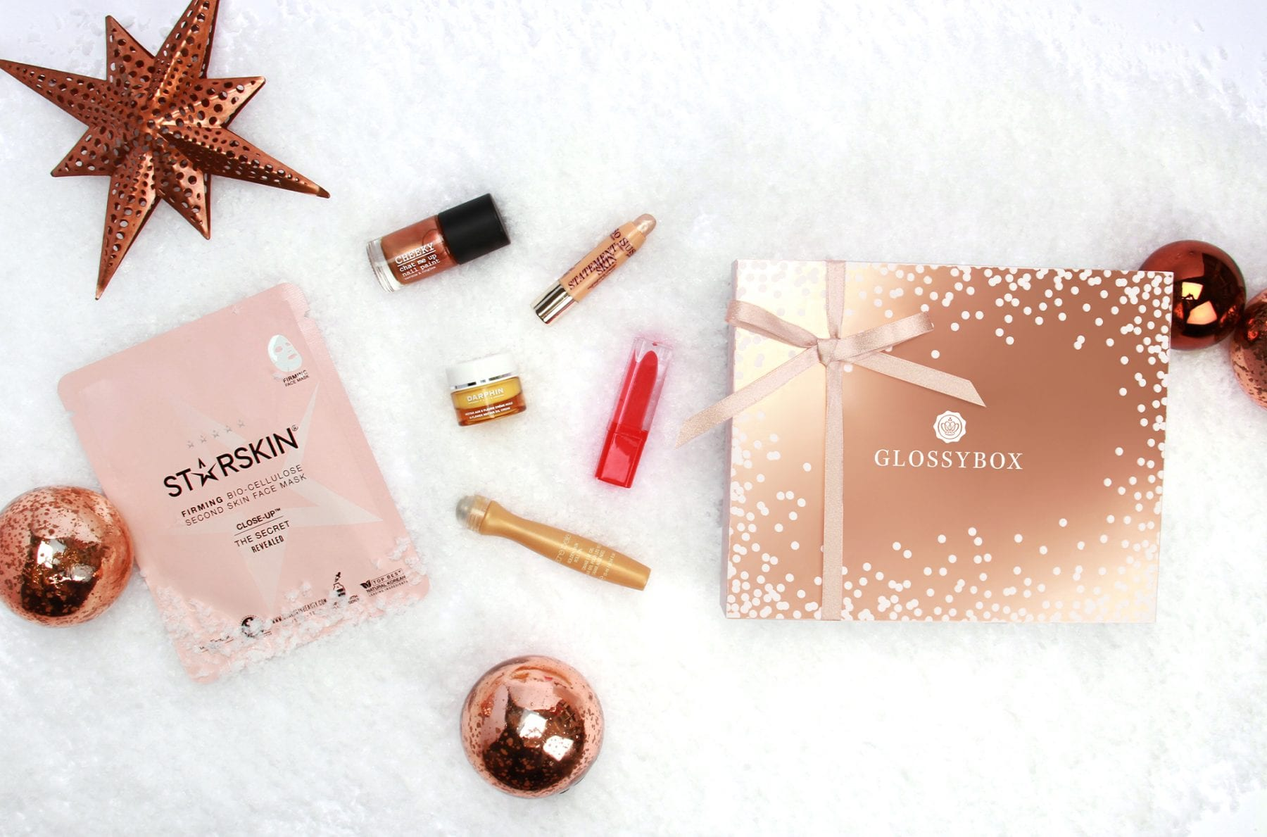 Here's What The Glossies Are Saying About December's Box…