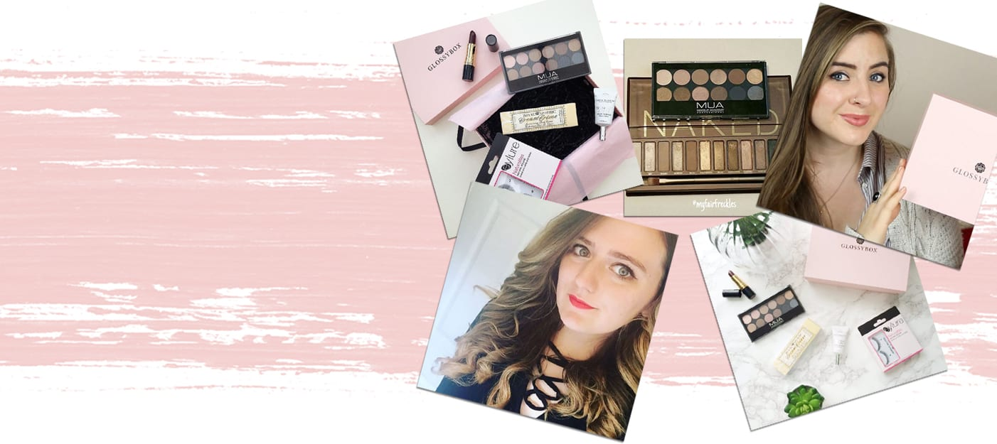 Introducing November's GLOSSYBOX GLAMBASSADOR Winner