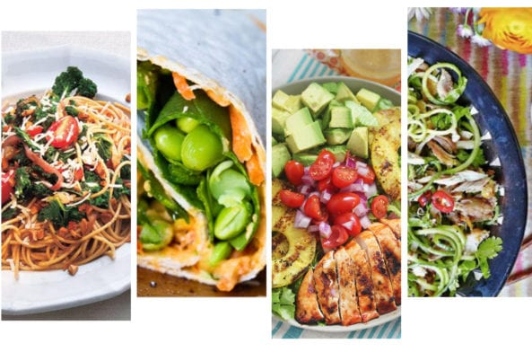 Five Healthy Lunch Recipes You Can Take To Work