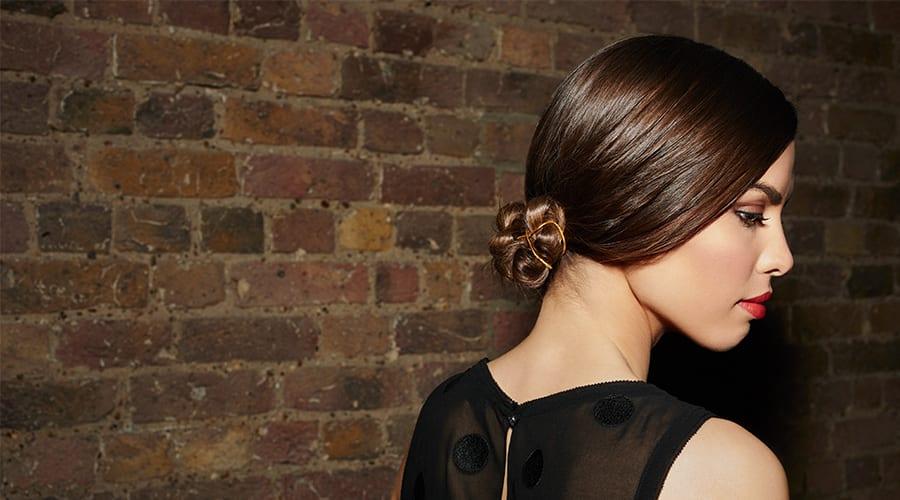 easy_hairstyles_festive_season_chignon
