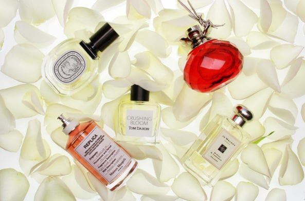Blooming Frosty: Wintery Floral Scents