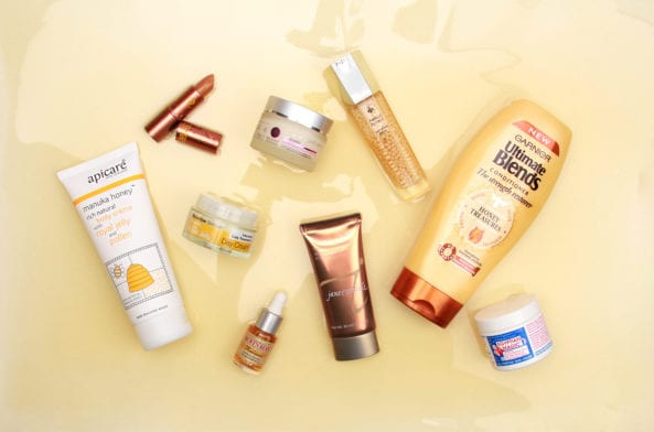 Bee-autiful Beauty Buys, With Thanks To Royal Jelly