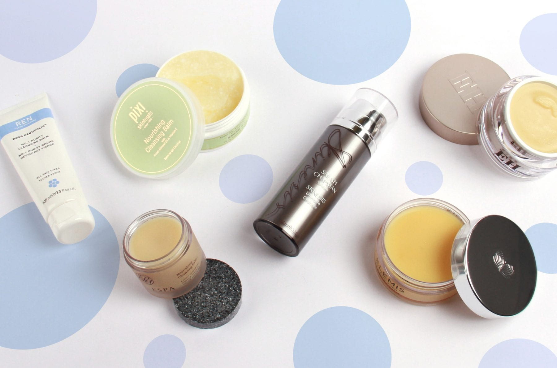 Six Of The Best Cleansing Balms