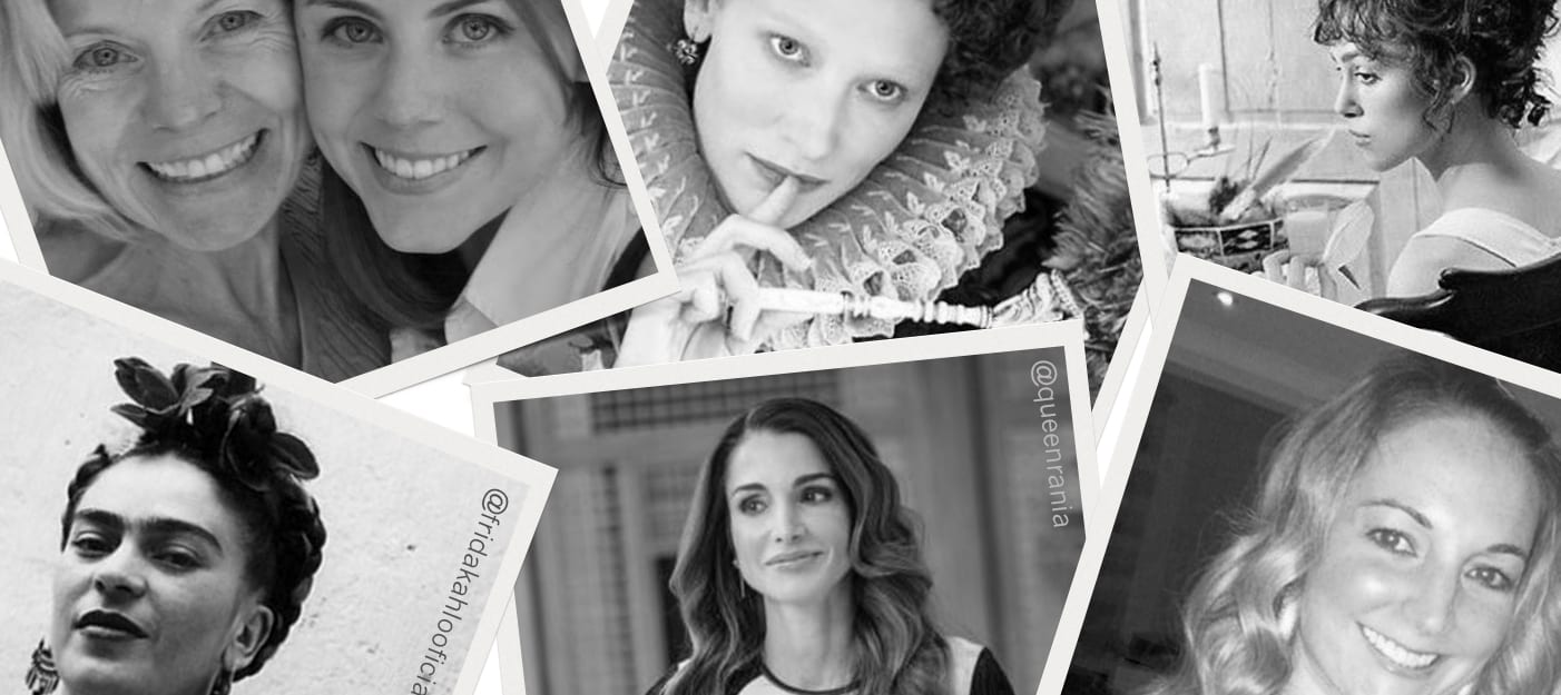 Women Inspire: The GLOSSYBOX team reveal their icons