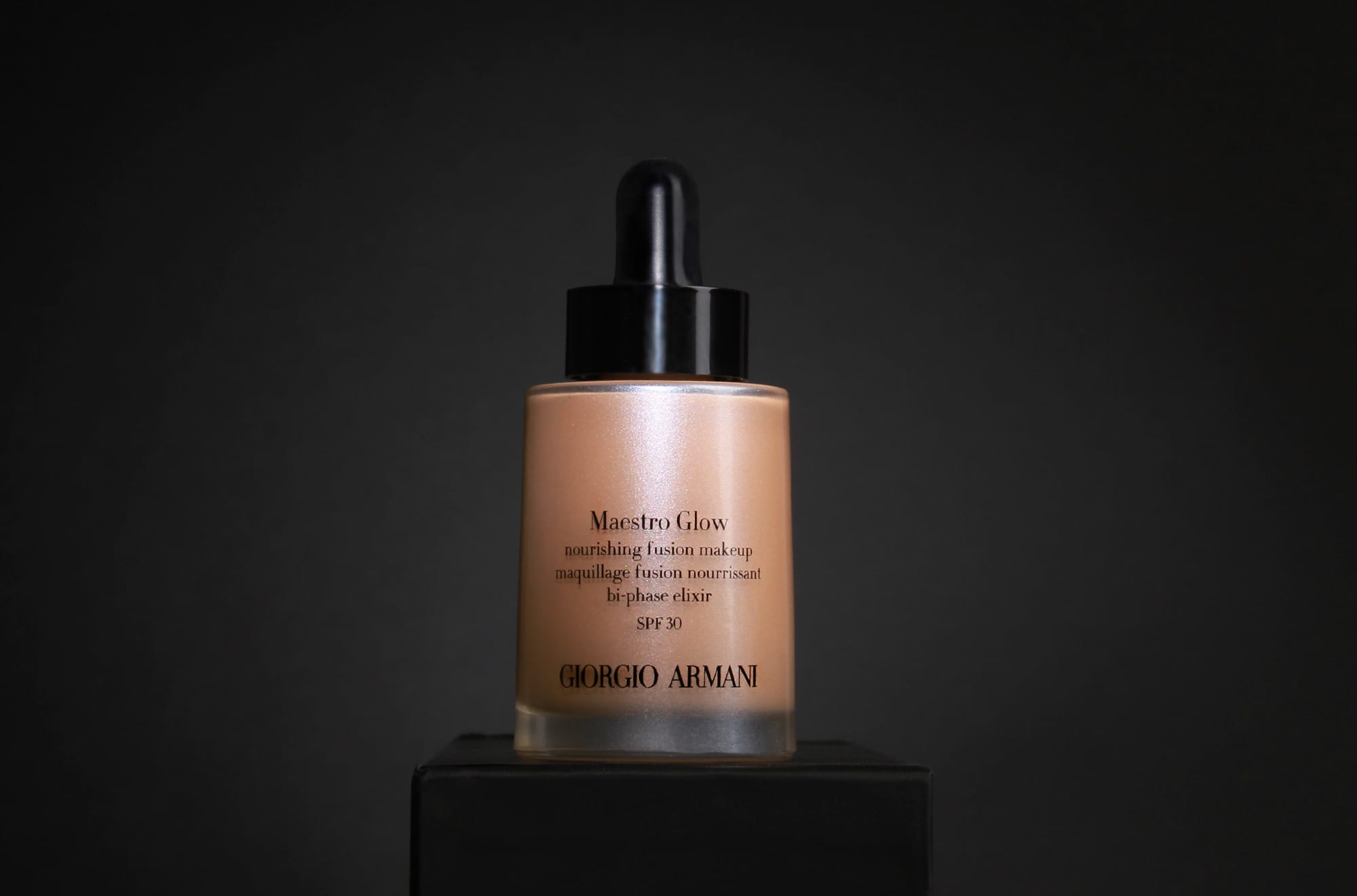 In The Spotlight: Giorgio Armani Maestro Glow