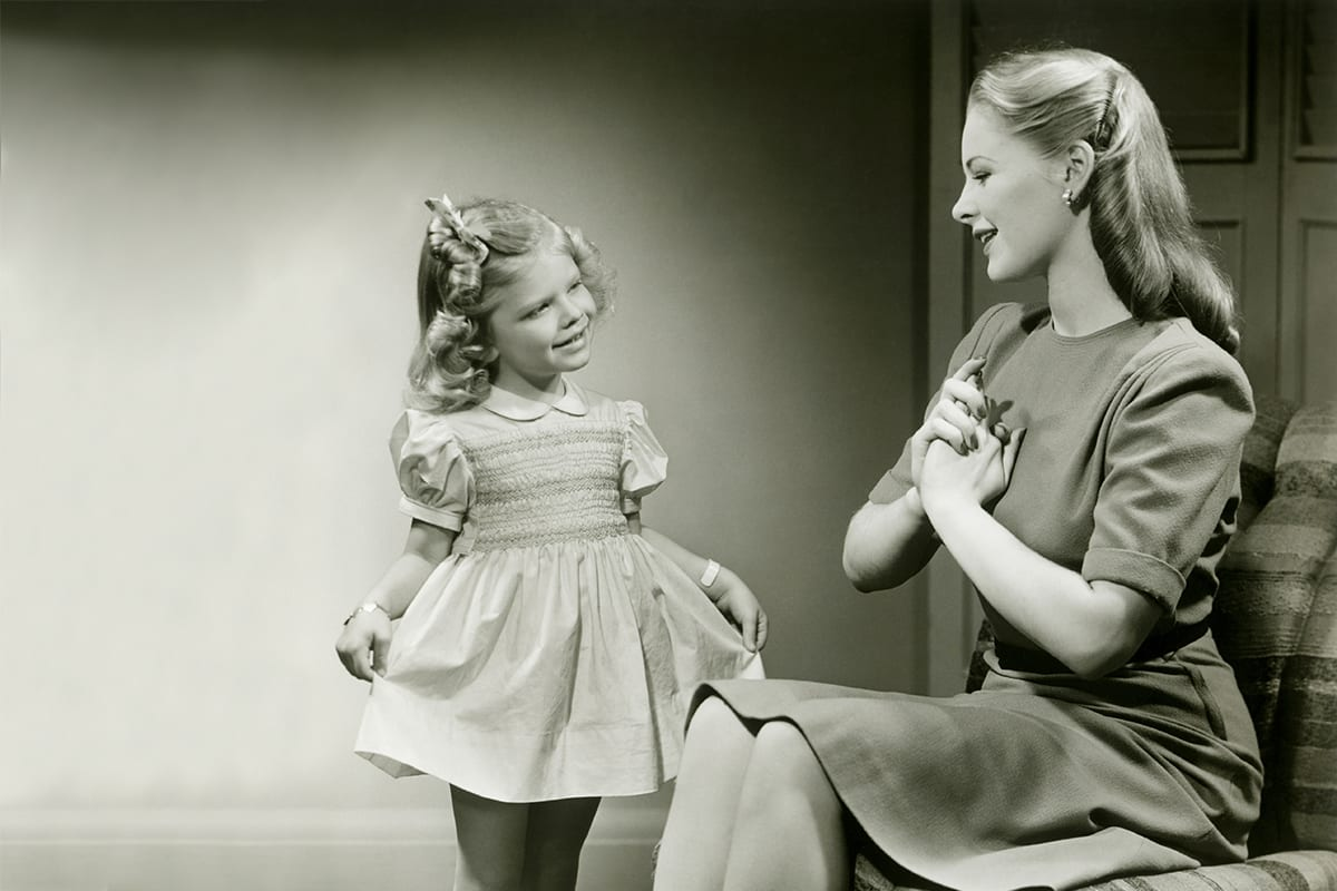 Beauty Lessons We Learned From Our Mothers…