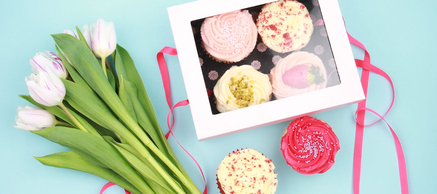 Upscale Your GLOSSYBOX: Cupcake Holder