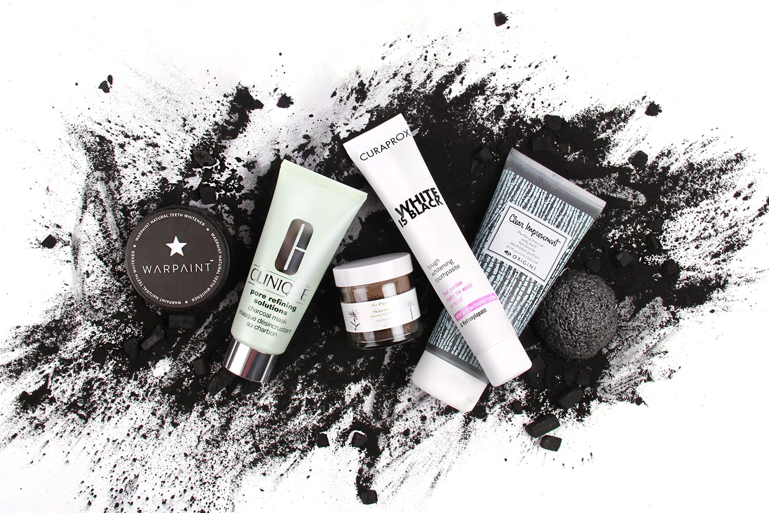 Is Charcoal A Wonder Beauty Ingredient?