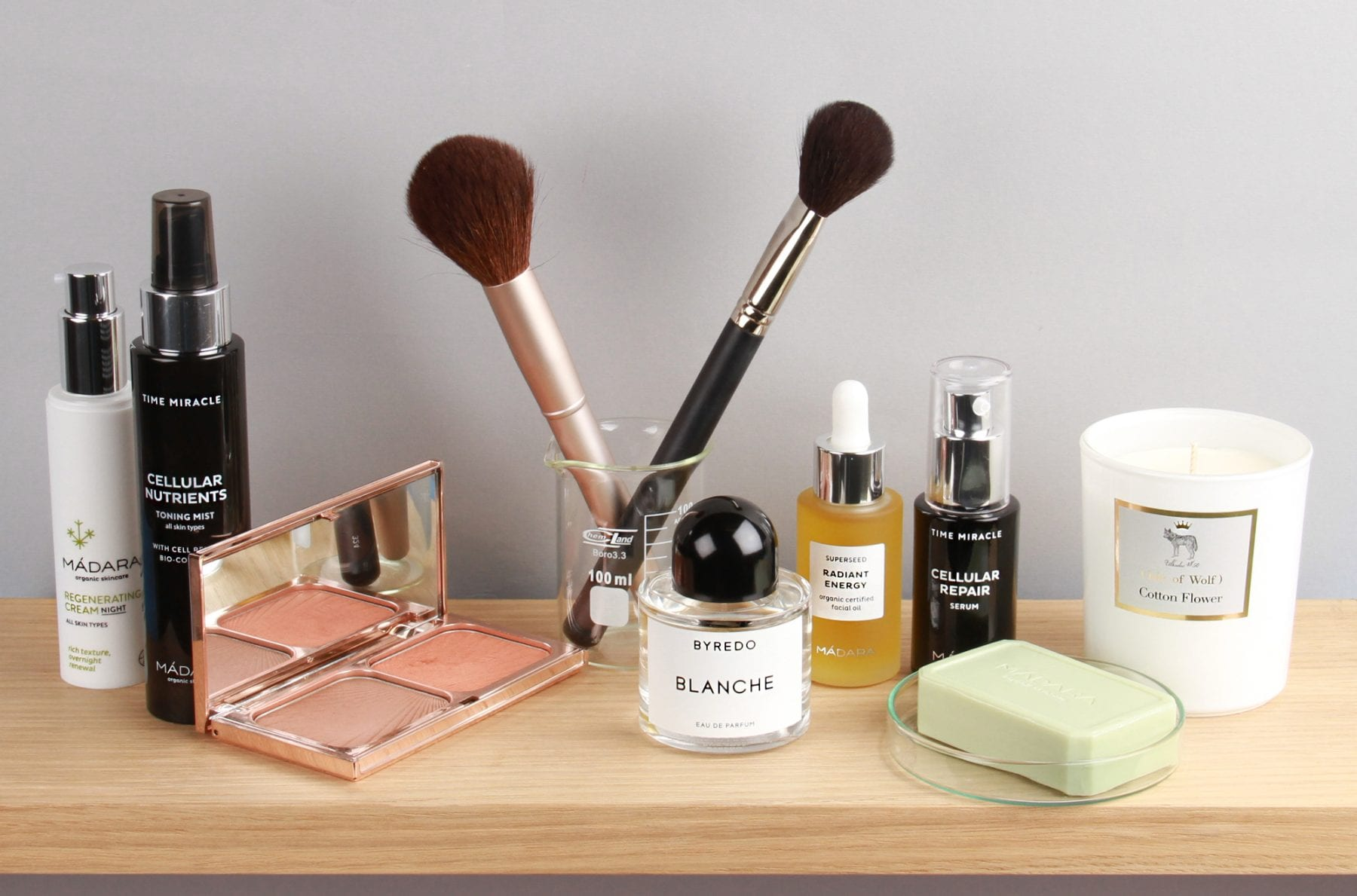 Beauty Shelfie: Lotte, Founder Of Madara