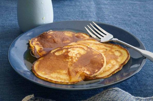 A Healthy Pancake Recipe...