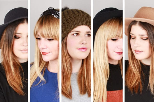 Hat Trick: The Pros Of Matching Your Makeup To Your Hat