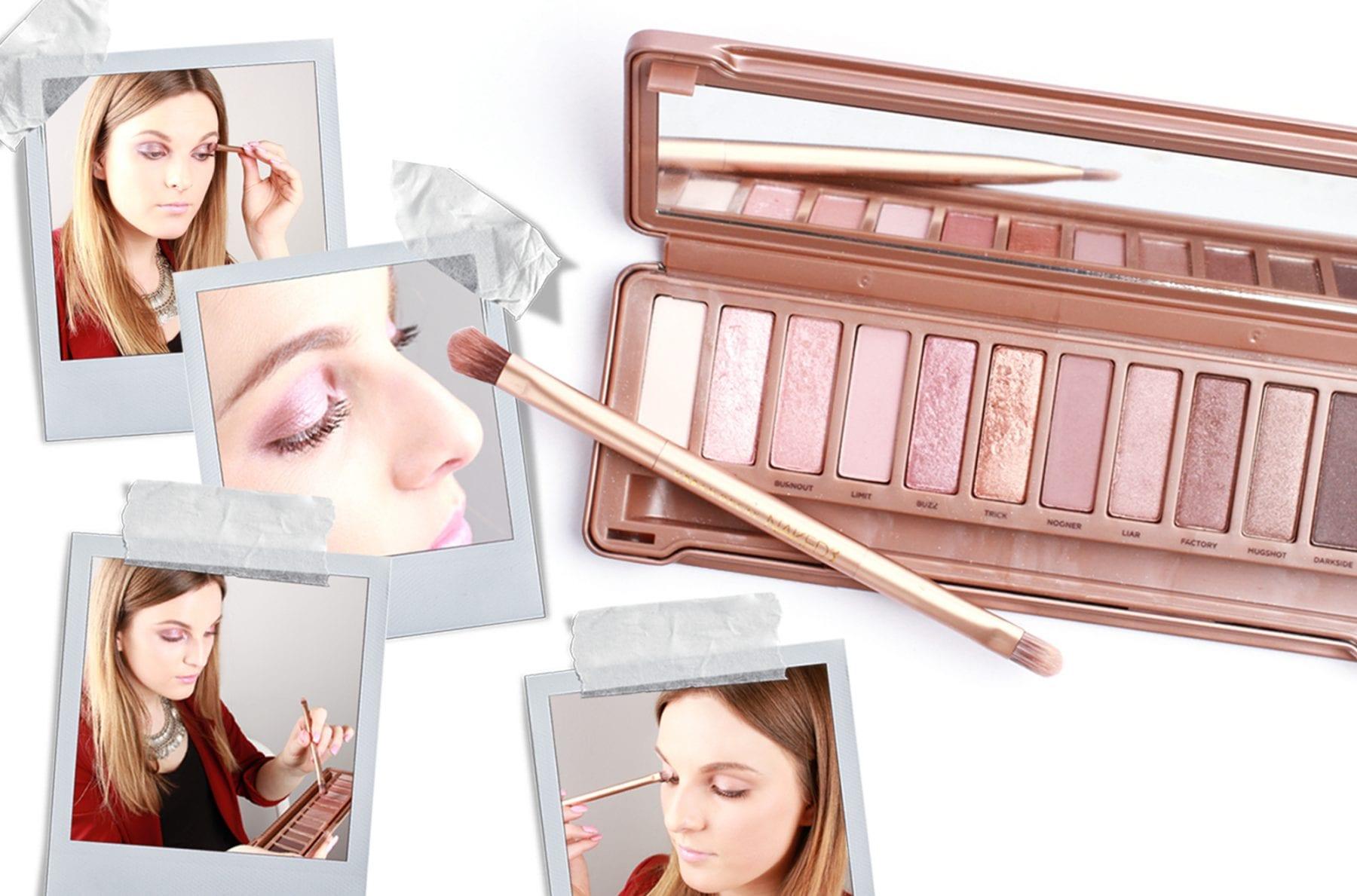 One Eyeshadow Palette, Three Ways To Use It