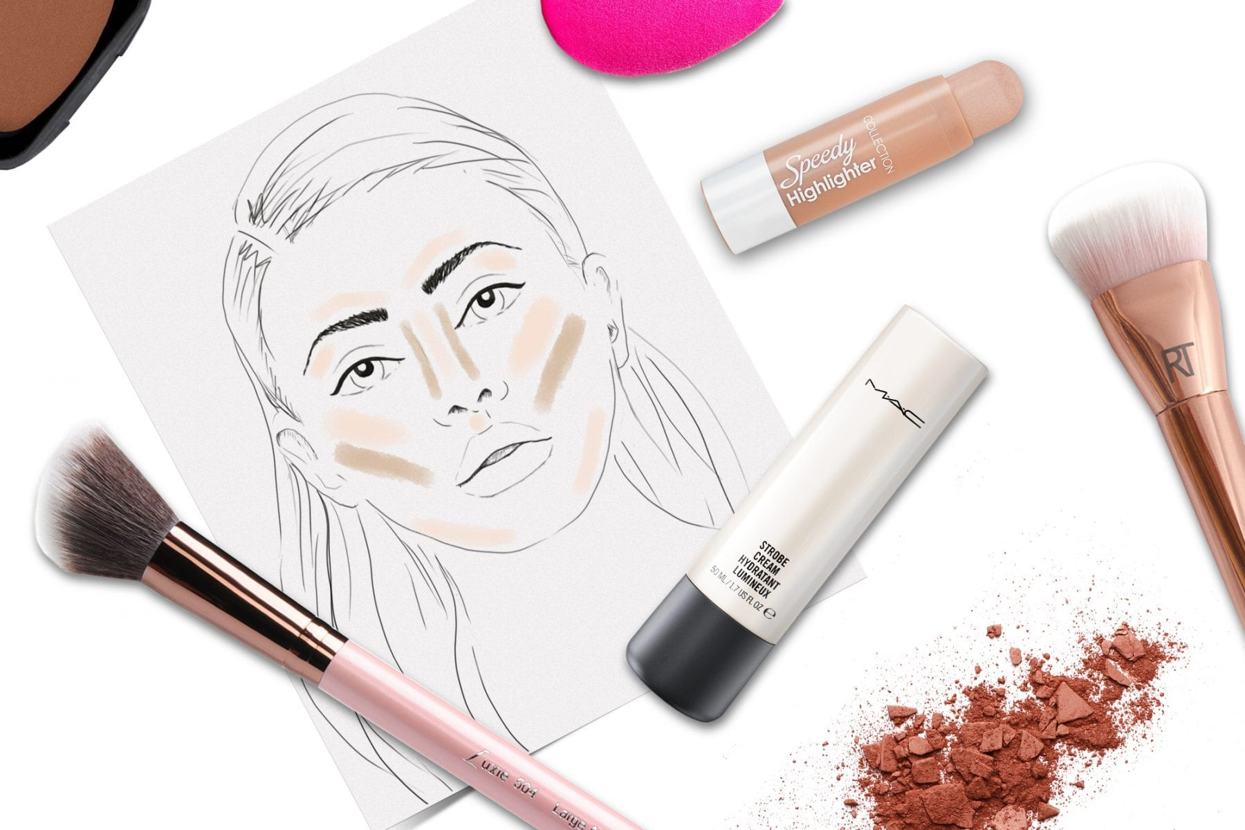 Four Ways To Contour Like A Pro
