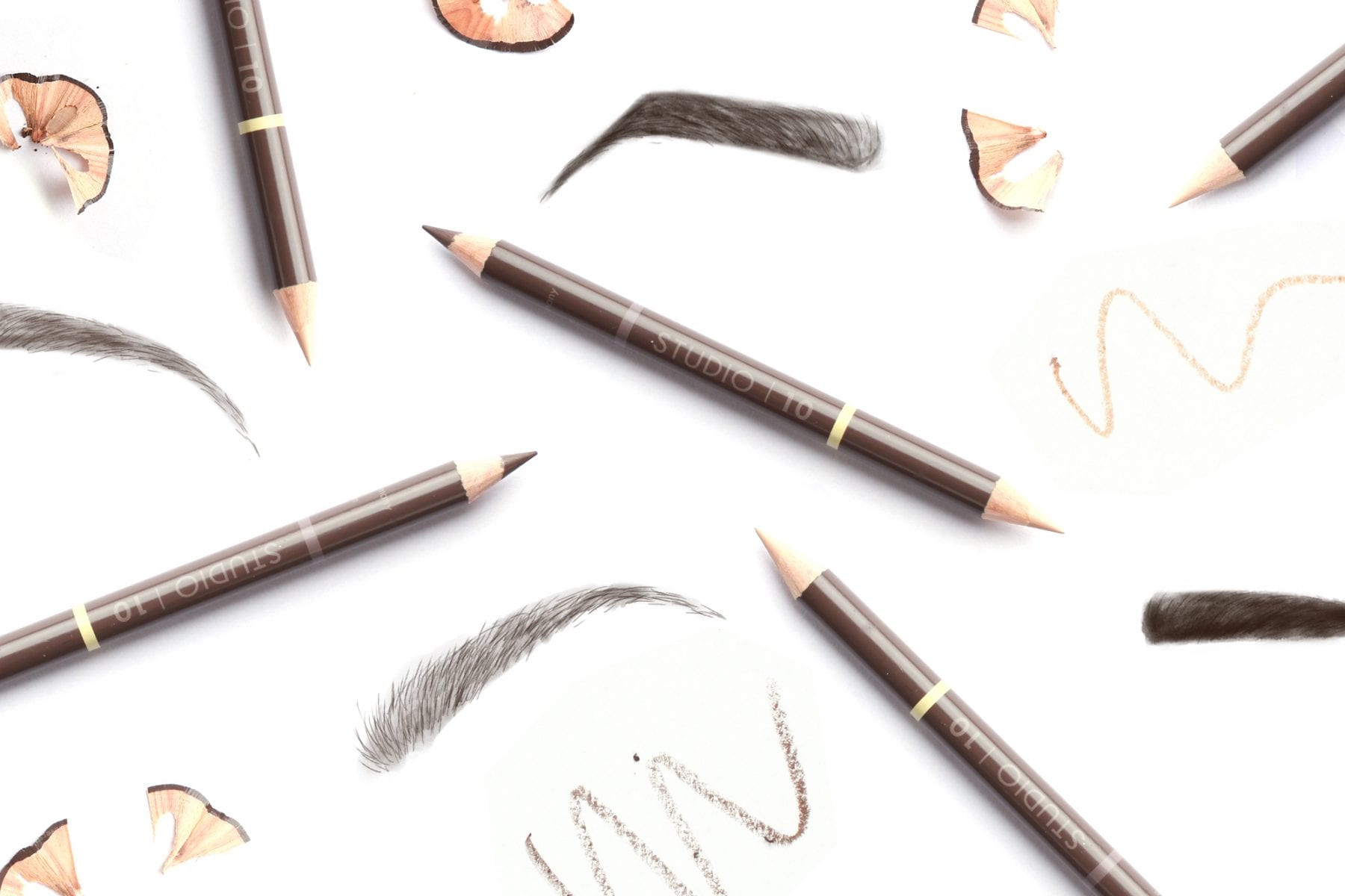 Four Ways To Use Your Studio 10 Brow Pencil