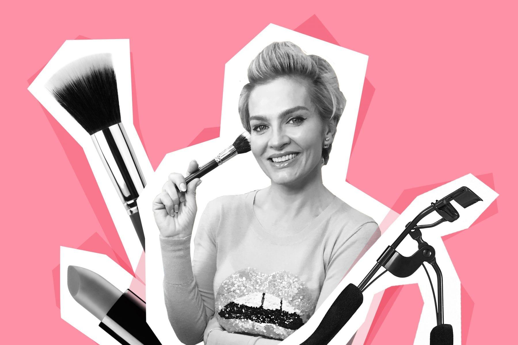 My Daily Grind: Emma O'Byrne, Makeup Artist