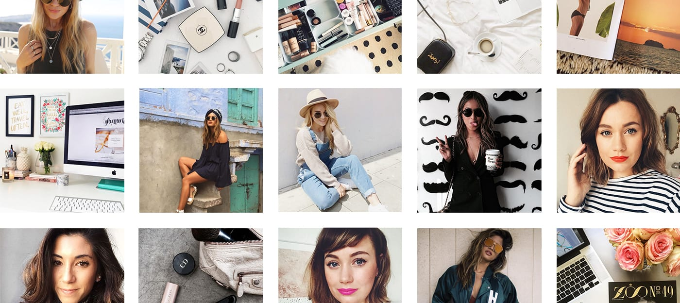 Instagrammers To Follow for Work Wardrobe & Beauty Inspo