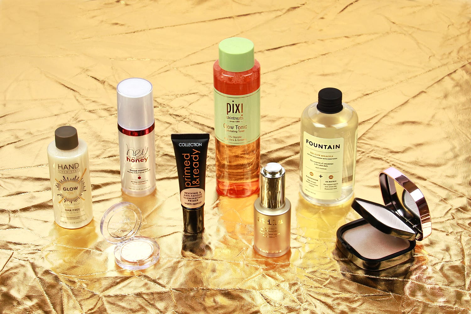 The Glow-Getters: Ten Ways to Get Radiant Skin