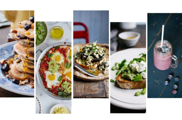 Our Top 5 Sunday Brunch Recipes