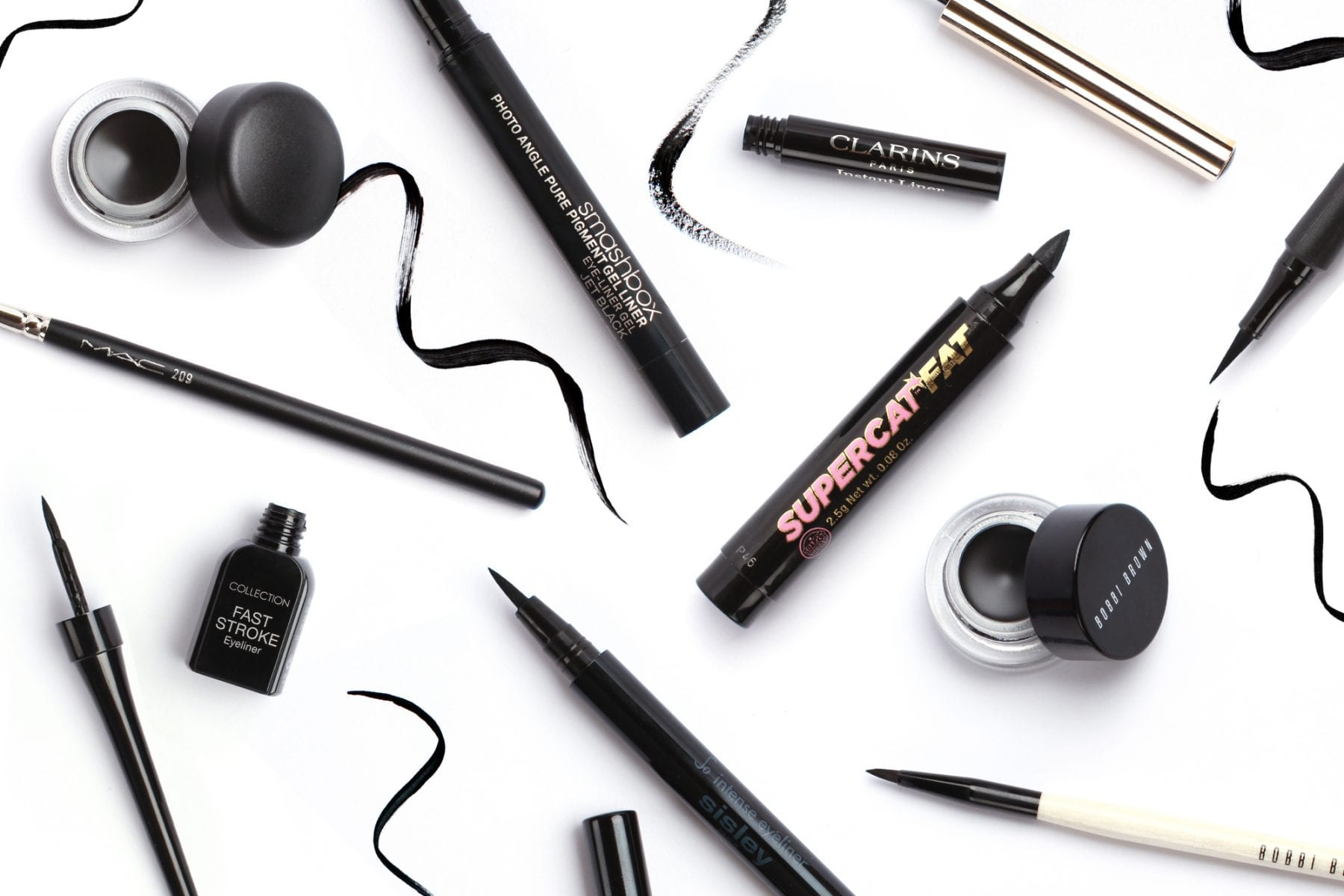 The Best Liquid Eyeliner For Every Look