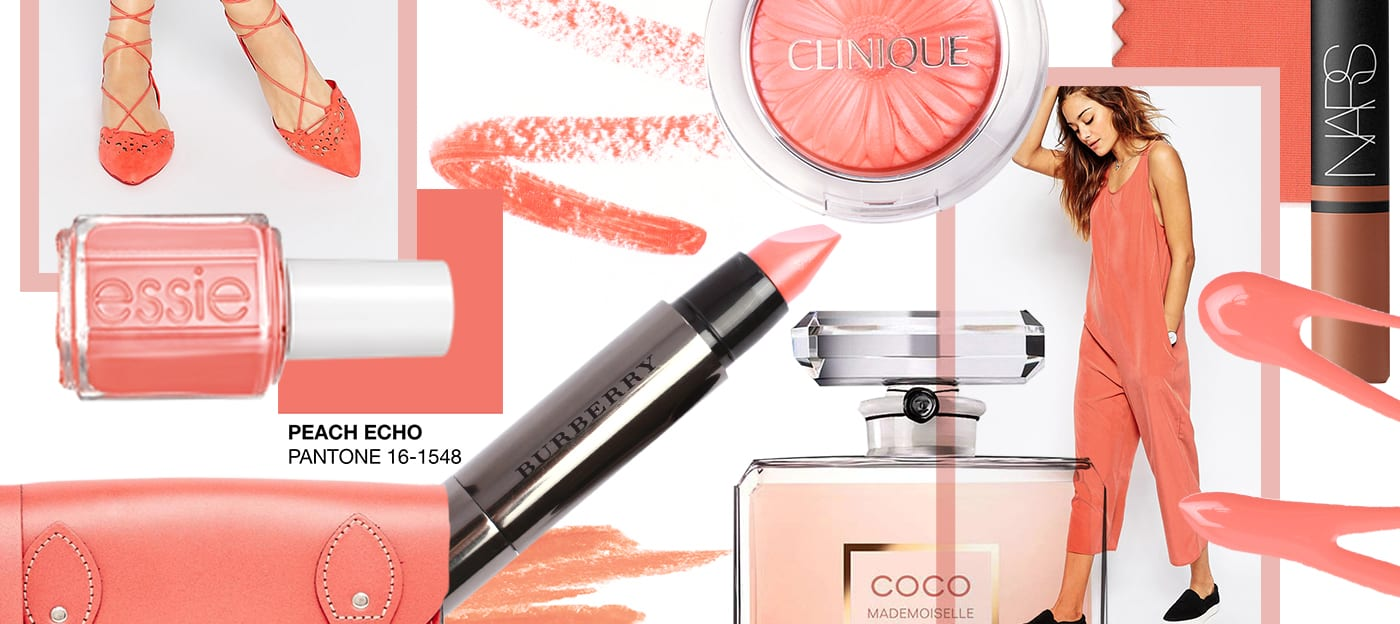 Our Pantone Of The Month: Peach Echo