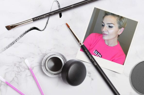 Beauty School: How To Apply Eyeliner Like A Pro
