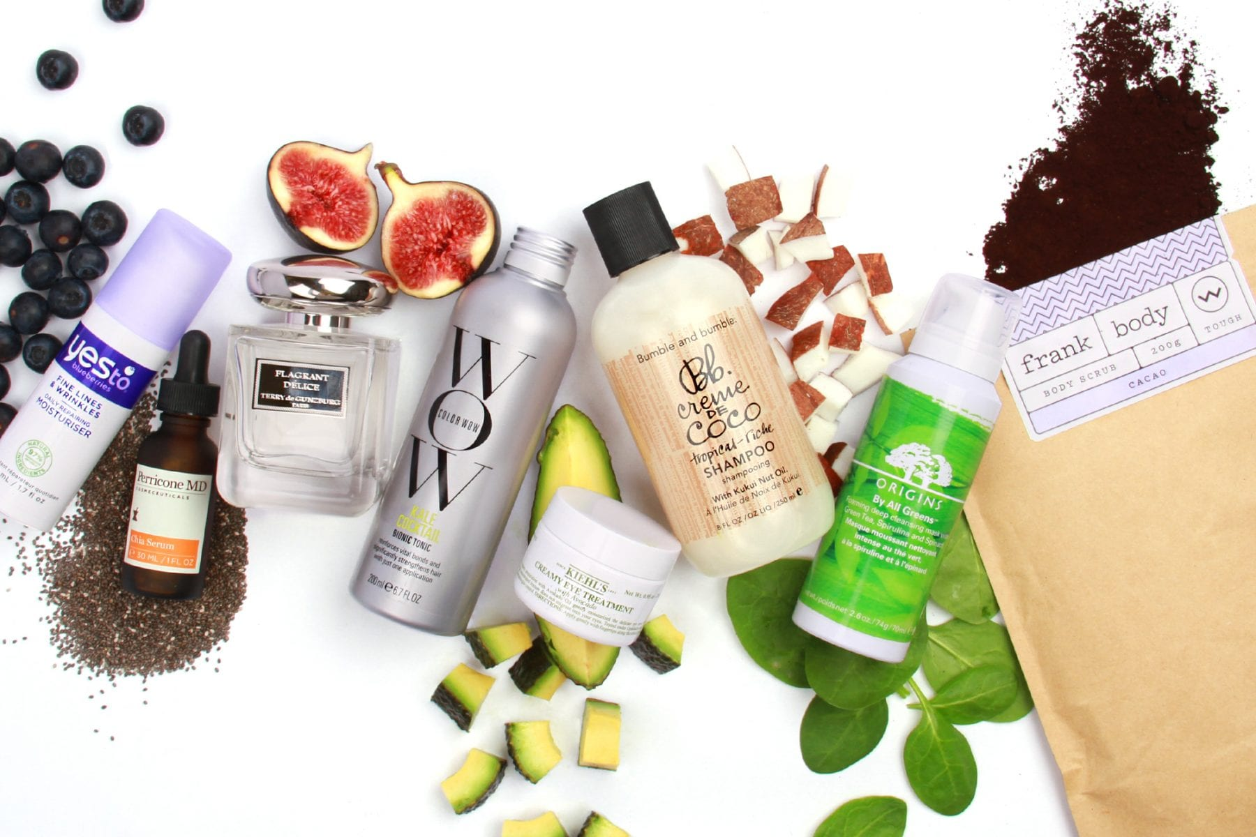 Superfood Skincare Ingredients That'll Boost Your Beauty Regime