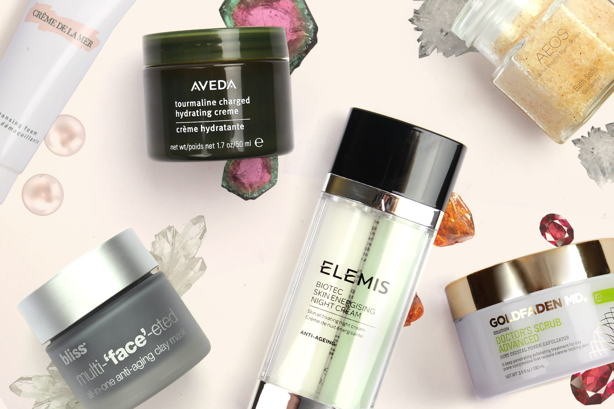 Crystal Maze: The Pros Of Gem-Infused Skincare