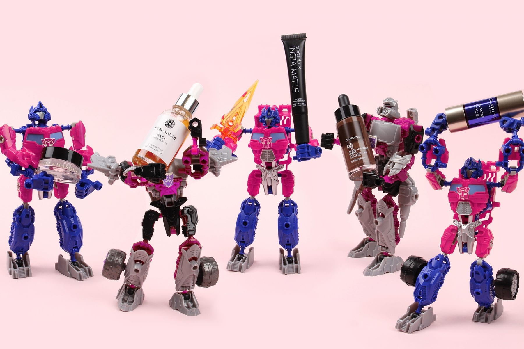 Meet The Transformers Of The Beauty World…