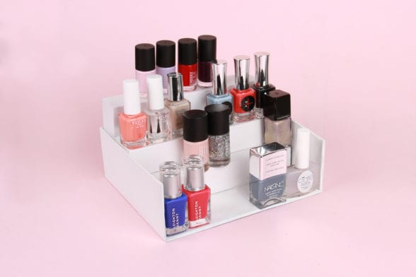 Upscale Your GLOSSYBOX: Nail Polish Stand