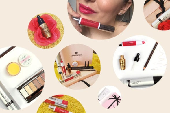 Here's What The Glossies Are Saying About April's Box…