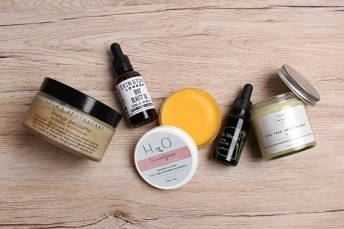 Five Indie British Beauty Brands We Adore