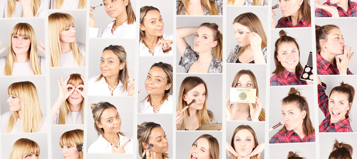 Team Tries: Spring Makeup Palettes