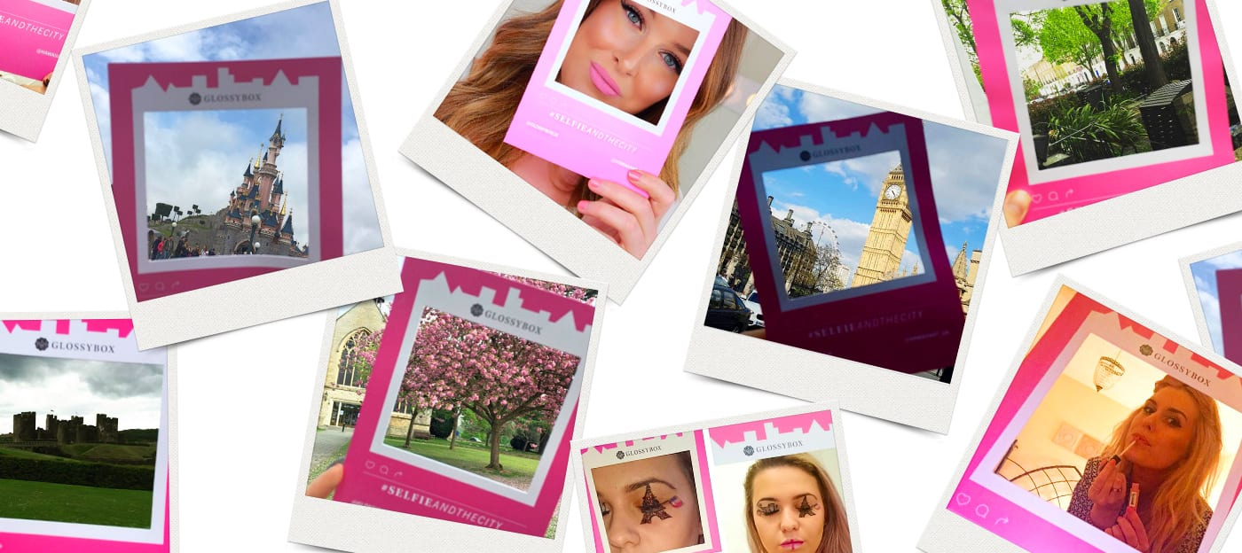 Our Favourite #SelfieAndTheCity Entries So Far…