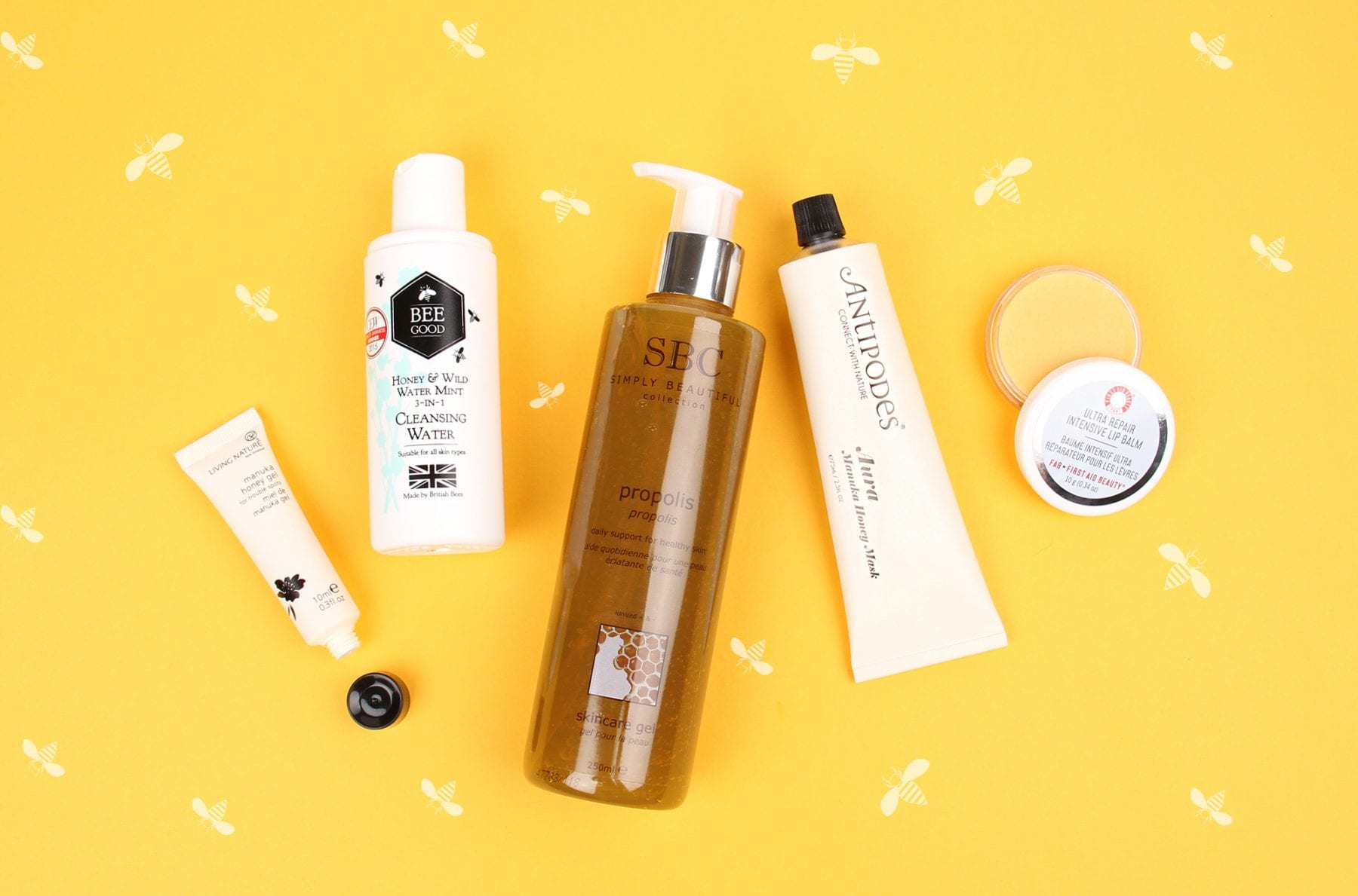 Beauty And The Bees: Skincare With Goodness From The Hive