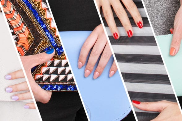 Match Your Mani To Your Summer Bag