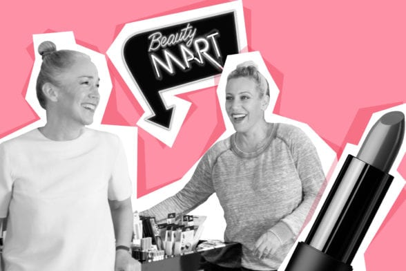 My Daily Grind: Anna & Mille, Founders Of BeautyMART