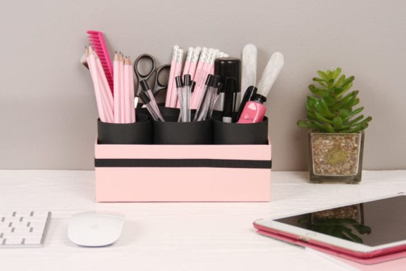 Upscale Your GLOSSYBOX: Three Ways To Get Organised