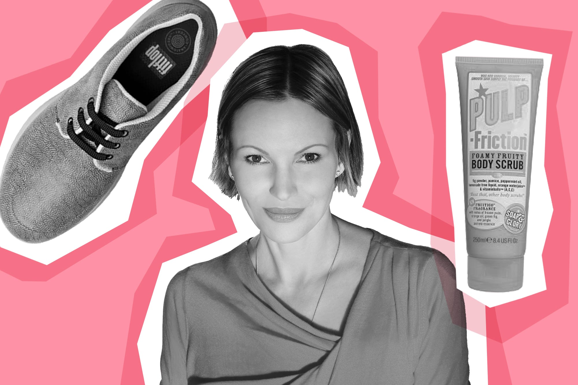 My Daily Grind: Marcia Kilgore, Founder Of FitFlop & Beauty Pie