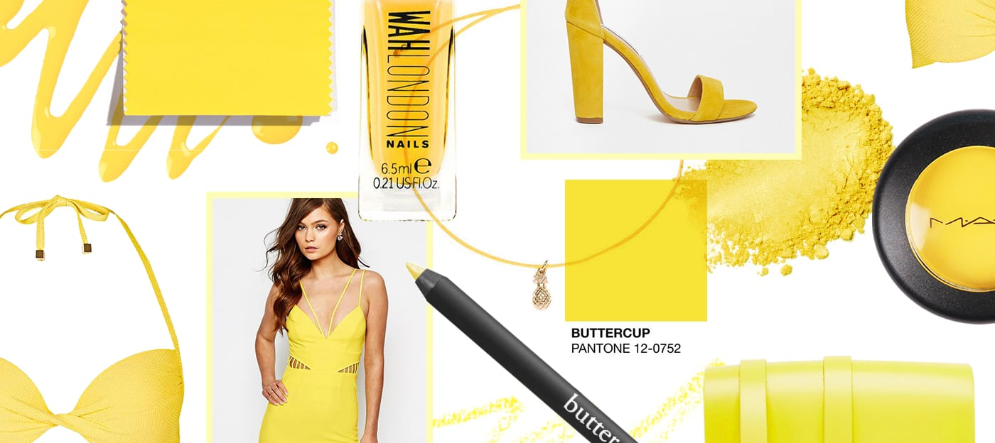 Our Pantone Of The Month: Buttercup