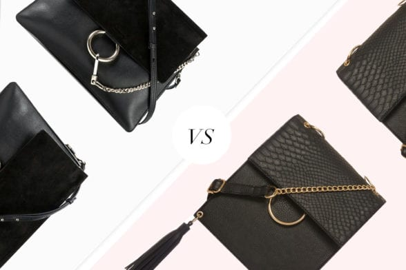 Save Vs Splurge: Primark's Take On The Chloé Faye Bag